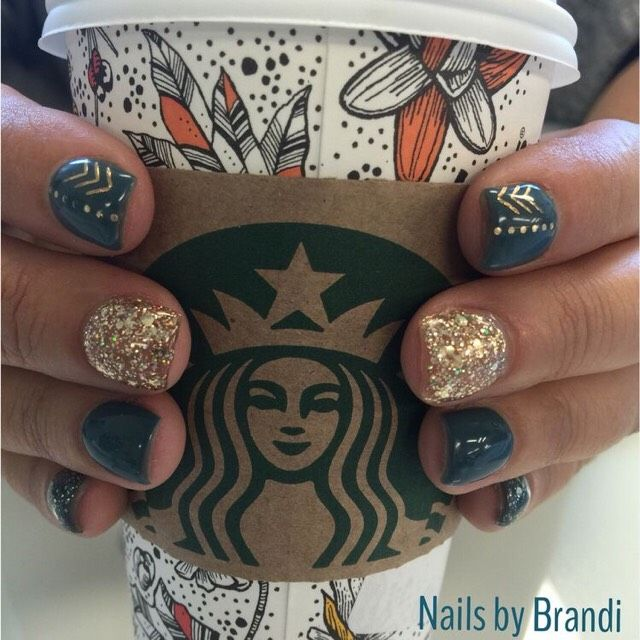 My latest Musely find blew my mind: Fall Nail Colors