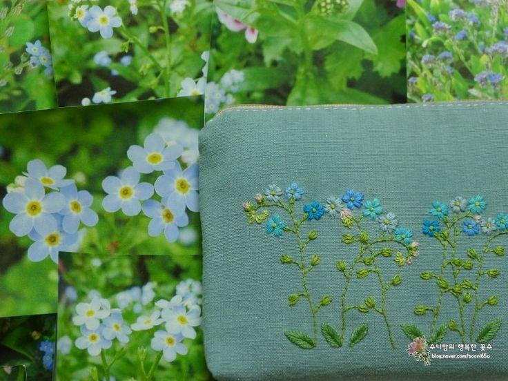 여름으로 가는 싱그러운 6월.. 잘 계시죠 5월~7월 9월까지 흔히 볼 수 있는 연보랏빛 더벅머리 귀여운꽃 '...