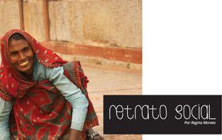 Começa hoje a mostra de fotos da Regina Moraes com a direção artística do Fabio Assunção. As fotos foram feitas durante uma viagem de Regina à Índia. Ela p