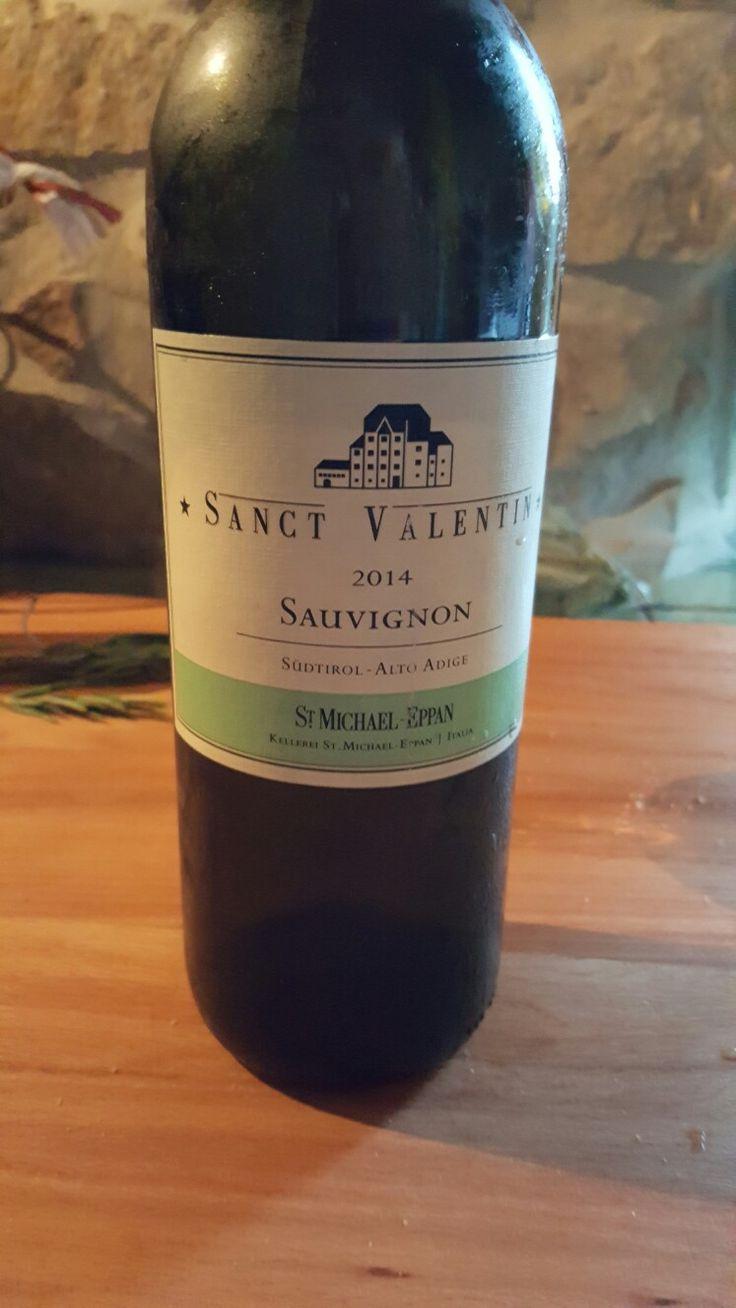 Great Sauvignon from Alto Adige