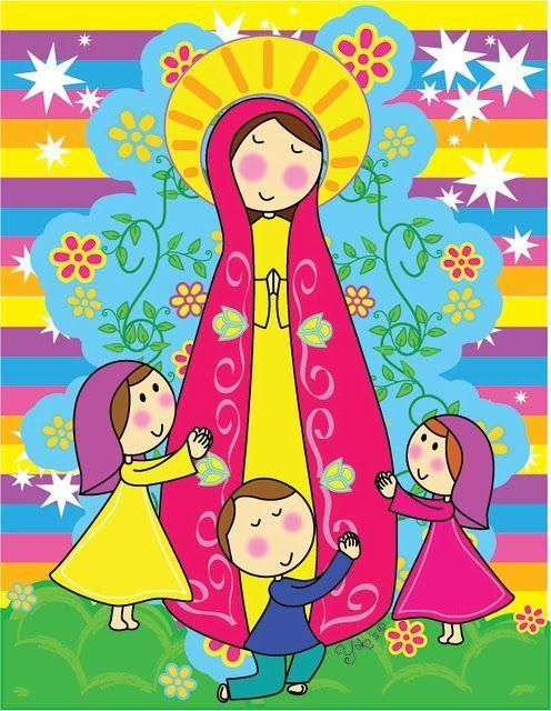 Blog do Ministério para Crianças da Renovação Carismática Católica
