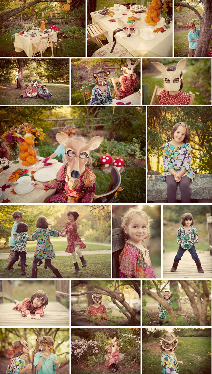 Tea party - I absolutely LOVE this ladies style. I think this session is absolutely adorable!! Check her out