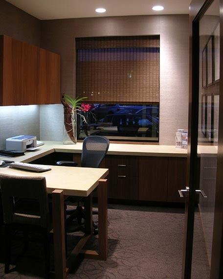 Consult Room Antonio Martins Design Dental Office