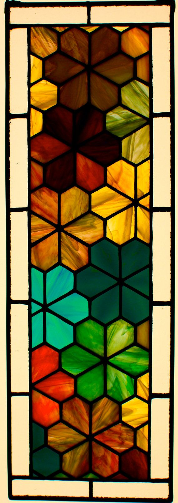 love this stained glass