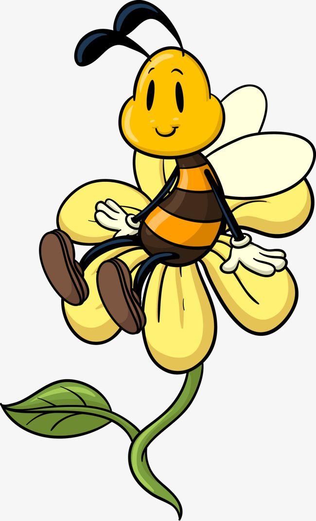 Bee Cartoon Cartoon Insects Cartoon Animals Animal Vector Cute Cartoon Animal Cartoon Vector Cute Animals Cartoon In Bee Drawing Honey Bee Cartoon Bee Painting