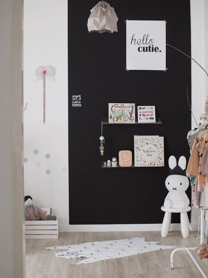"I like children's rooms that convey personality and style, kid's bedrooms with well-chosen pieces that avoid the ""catalog look"". Today we show you a nursery room with plenty of character, decorated by Nicoletta from the lovely blog The Smallittle. This is Paola's room, her younger daughter who is now 2.5 years old. Nicoletta renovated her bedrooms last […]"