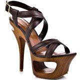 Jessica Simpson's Brown Andy - Dark Brown