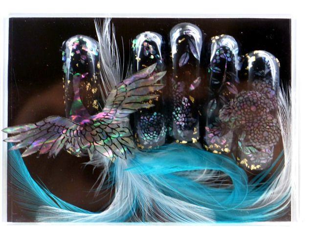 13 best competition nail art images on pinterest stiletto nails 2011 tokyo nail expo nail art competition prinsesfo Images