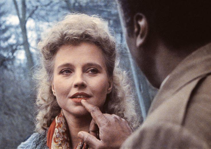 Hanna Schygulla  HANNA SCHYGULLA - TANGO FILMS Rainer Werner Fassbinder Antitheater de Múnich By Adolfo Vásquez Rocca