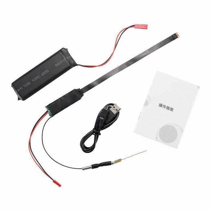 A1 h264 1080p remote wireless hidden camera mini wifi ip