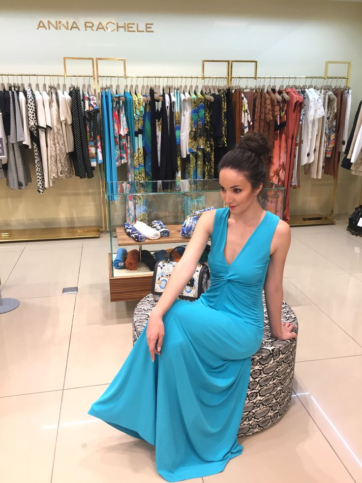 Anna Rachele Maxi Dress to fall in love during summer