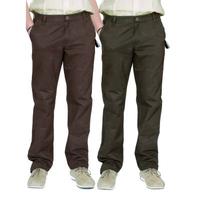 Uber Urban Presents Non Stretch 100 Cotton Chinos For Mens.  Visit Now For More Details at Uberurban.in