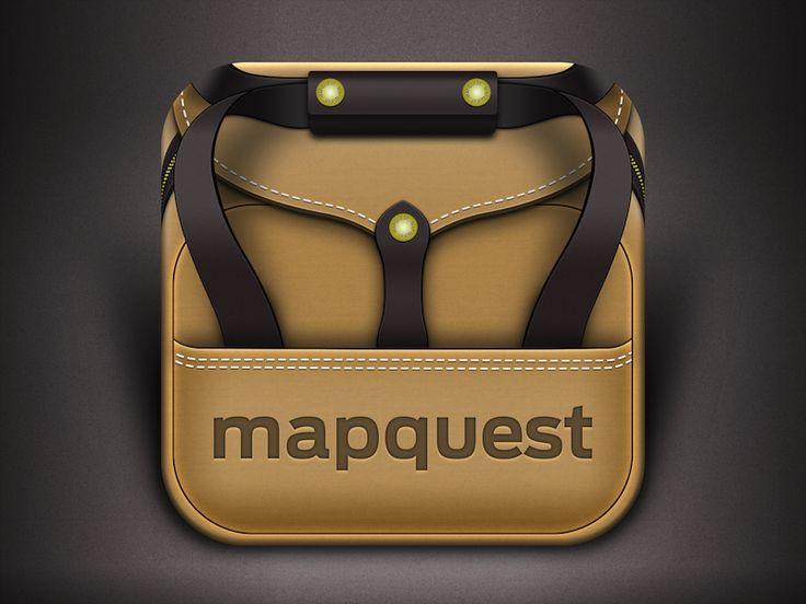 MapQuest Travel Blogs Icon