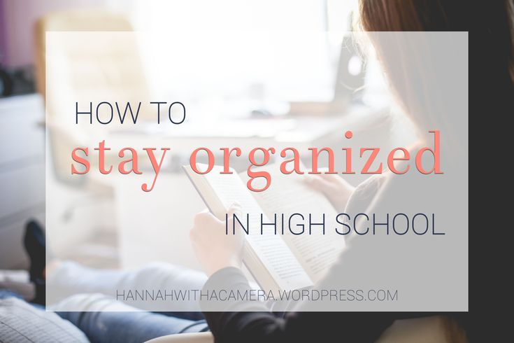 As a senior in my second semester of high school (two months and twenty-six days as of today!), I feel confident that I know how to stay organized and on track. On most days, that is. I've ro…