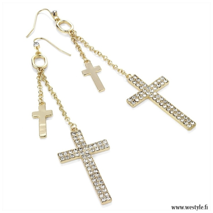 Crosses are hot this season!