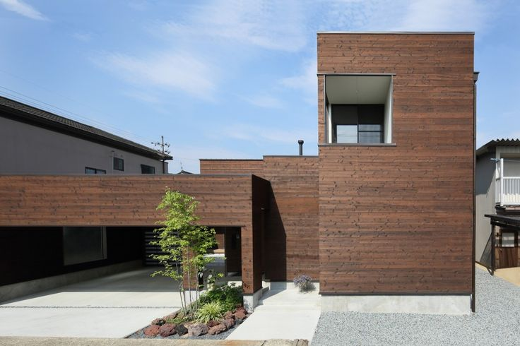117 best images about hpl exterior cladding in delhi on for Architecture japonaise