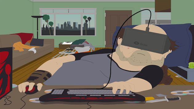 Head on up to 'South Park' with Oculus Rift and have yourself a time