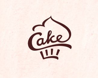 Everything Print | cupcake logo Etsy Logos, Pre made logos, custom logo design.... http://www.etsy.com/shop/BannerSetDesigns