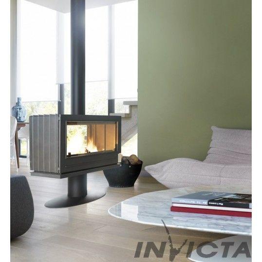 Die besten 25+ Modern freestanding stoves Ideen auf Pinterest - wohnzimmer modern mit ofen