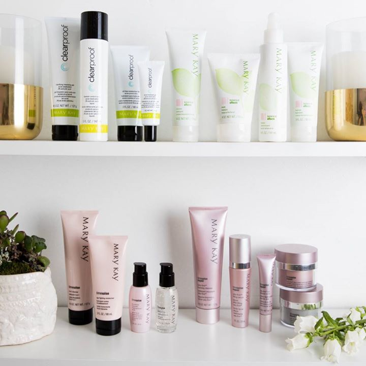 Mary Kay has 4 skin care sets formulated for all different skin types. Lets find your perfect skin care match today! http://expi.co/01Rv4S