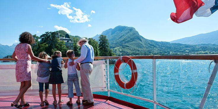 MS Libellule Floating Restaurant - Compagnie des Bateaux du Lac d'Annecy - Cruises Annecy - Dinners cruises - Lunches Cruises