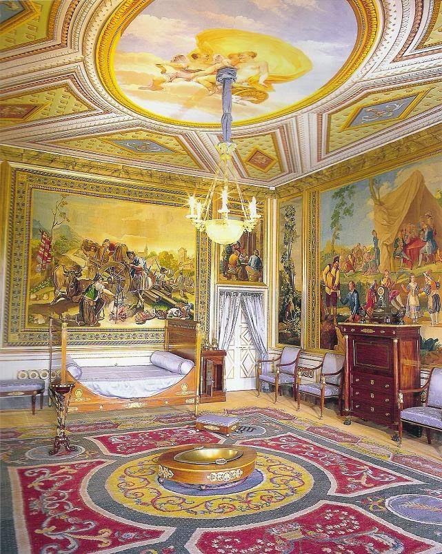 El Escorial. Dormitorio de Carlos IV