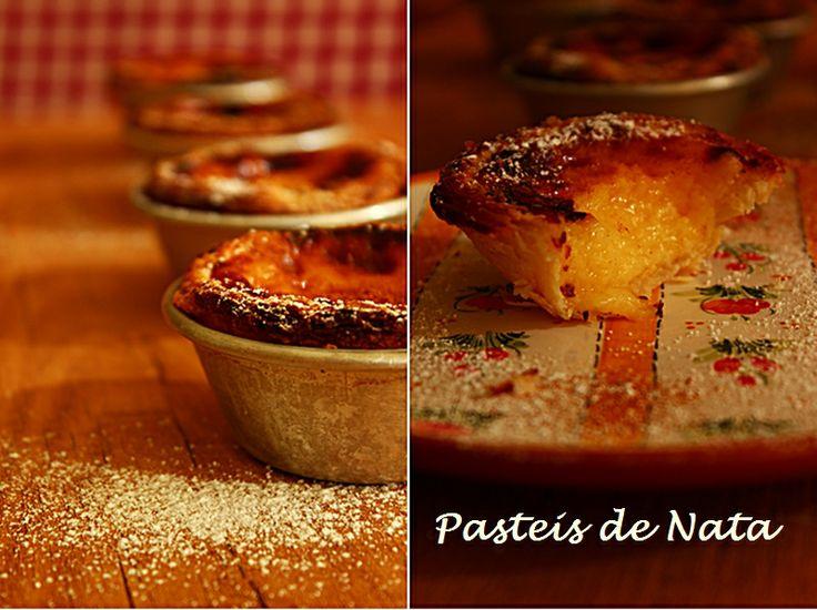 Cozinhadaduxa: Pasteis de Nata