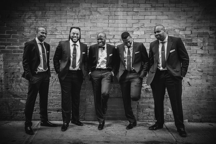 Top 10 wedding photos of 2014 - suits by van gils available at Formans Menswear and Formans.ca  http://calgarybridalassociation.com/wp-content/uploads/Paul-McGrath2small.jpg