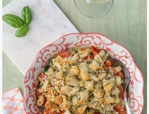 Sommerküche mit einem Rezept für Tomaten-Zucchini-Auflauf ǀ Shopvorstellung WestwingNow