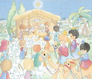 precious moments nativity wallpaper backgrounds - photo #4
