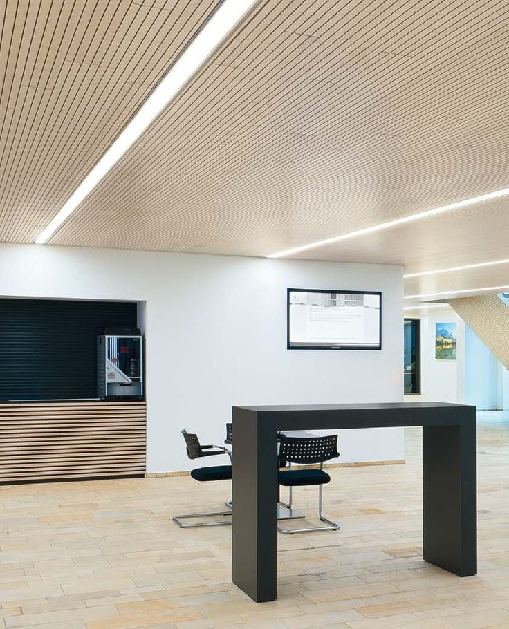 LED light fixture / linear / recessed ceiling / modular ...