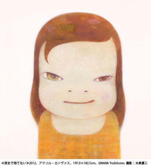 奈良美智が横浜美術館で個展「奈良美智:君や 僕に ちょっと似ている」開催 - ブロンズ彫刻や新作披露の写真2