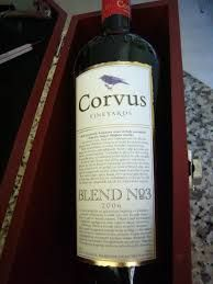 CORVUS No:3 - Turkish Wine