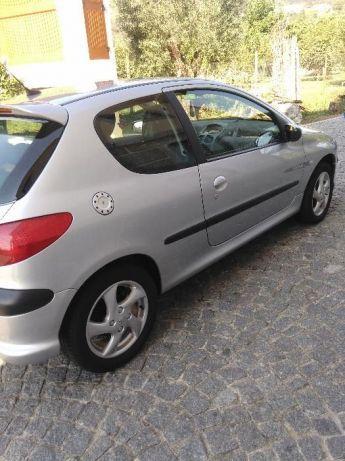 Peugeot 206 2.0 Hdi Quiksilver preços usados
