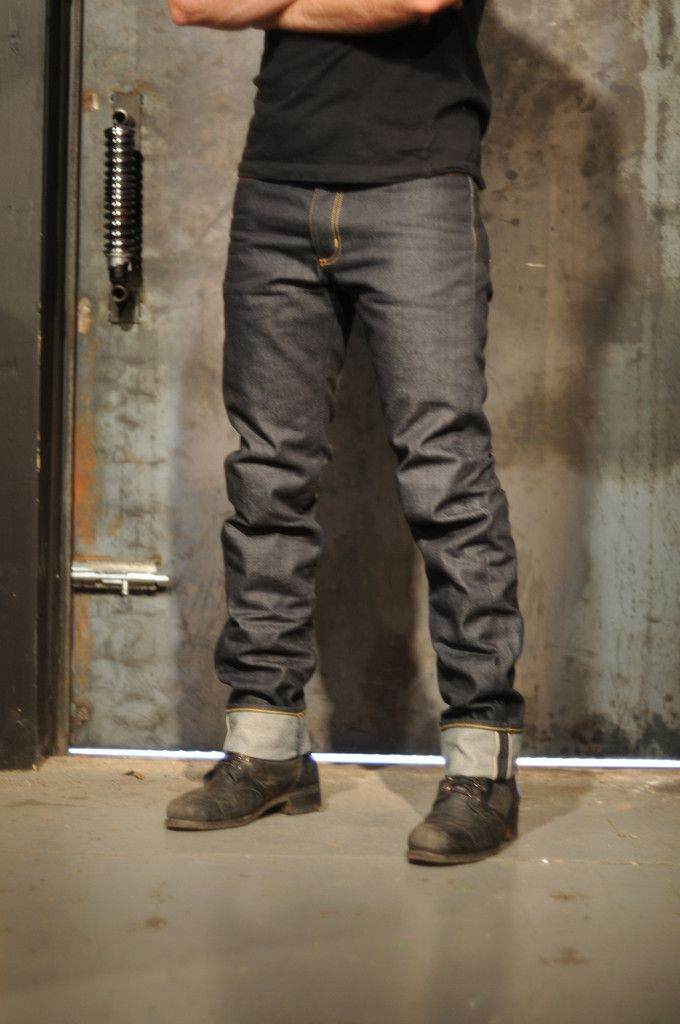 Slim Fit Kevlar Motorcycle Jeans with Armour