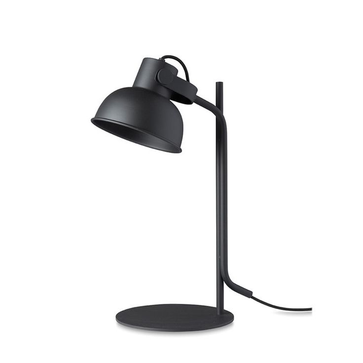 Shift Matte Black Table Lamp By Citta Design