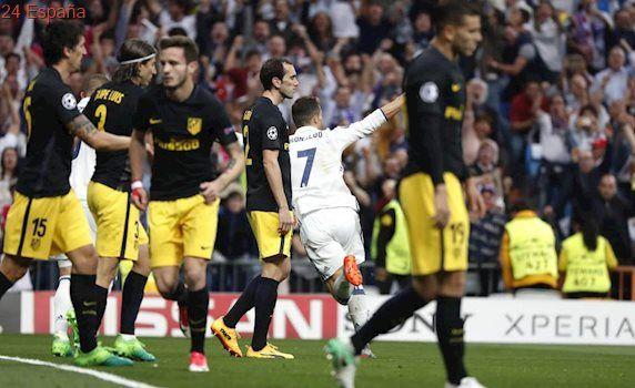 Las claves del partido: Acoso y derribo del Real Madrid a un Atlético muy defensivo