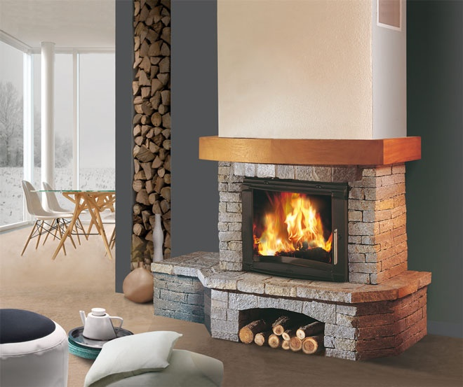 17 best images about fireplace chalet on pinterest jade metals and hearth - Nettoyer pierre de cheminee ...