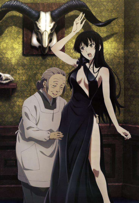 Sakurako-san no Ashimoto ni wa Shitai ga Umatteiru | Baaya & Sakurako.jpg (4083×5964)