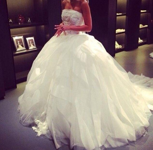 Robe de mariée  Mariage  Pinterest