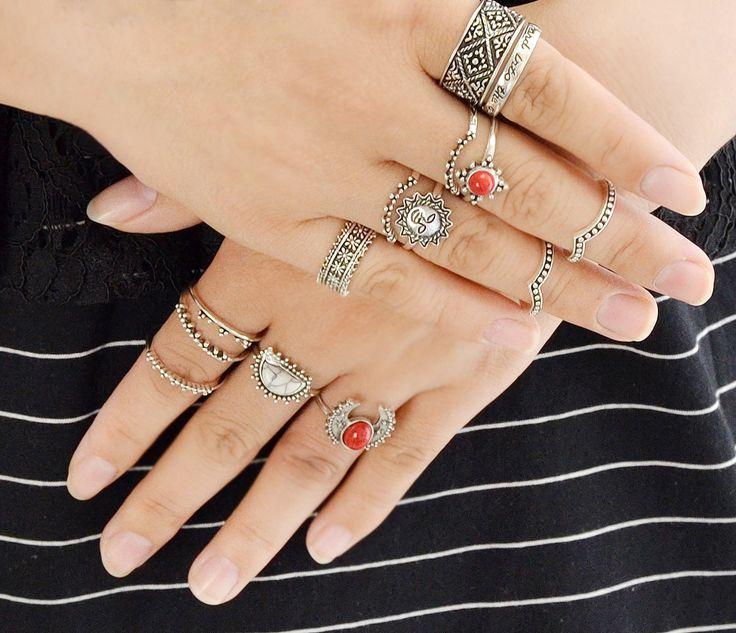 Small rings  #rings