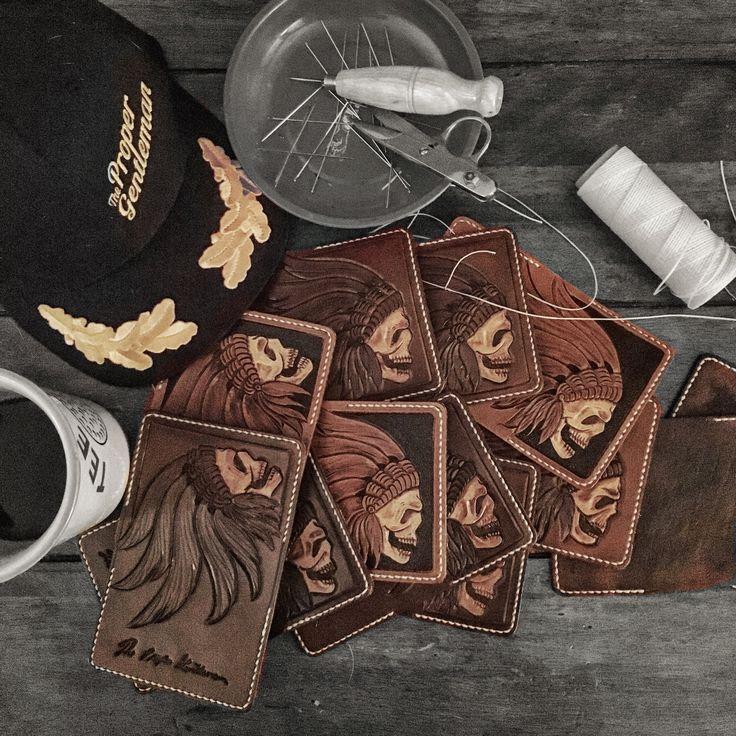 War Chief Card Wallets