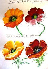 Студия русской росписи. Мы любим рисовать.