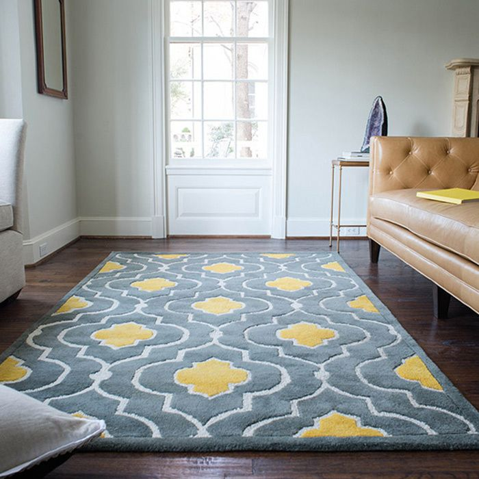 Baby Rug Grey: 51 Best Grey And Yellow Nursery Images On Pinterest