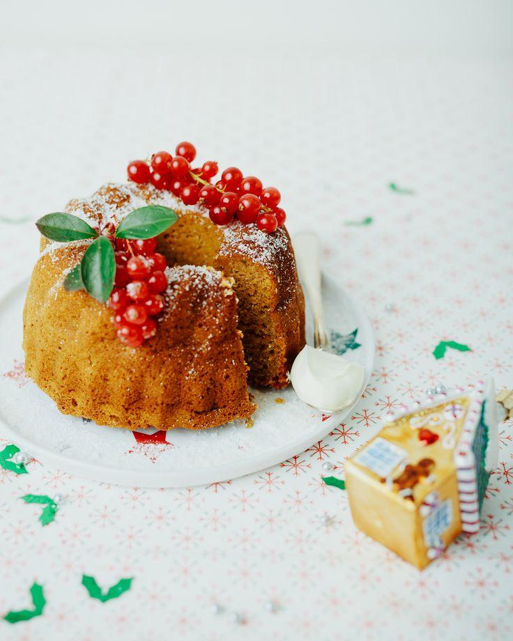 Rens Kroes | Kerst ontbijtcake