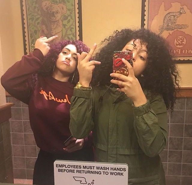 Kayla & Lein (@kayg0ldi & g0ldenle) | When your biological sister is your bestfriend.