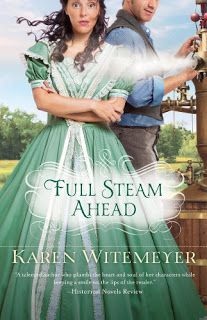 C Jane Read     : Full Steam Ahead by Karen Witemeyer