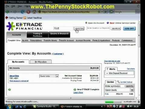 Penny stock bottom selecciones