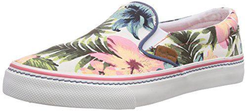 Pepe Jeans London ALFORD HAWAI Damen Sneakers - http://on-line-kaufen.de/pepe-jeans/pepe-jeans-london-alford-hawai-damen-sneakers