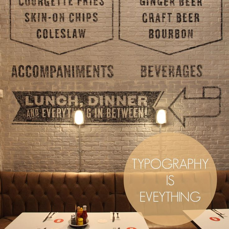 hopinteriors.com | UK Interior Design Blog: Byron Burger: Food Heaven